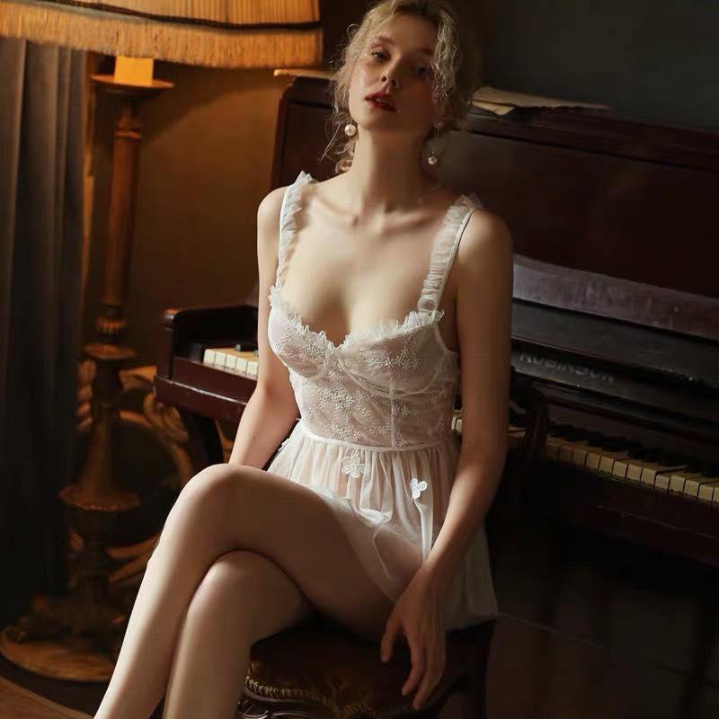 Váy Ngủ Nữ Gợi Cảm