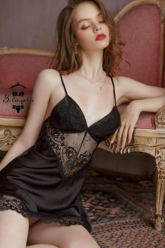 Áo Đầm Ngủ Đẹp Gợi Cảm