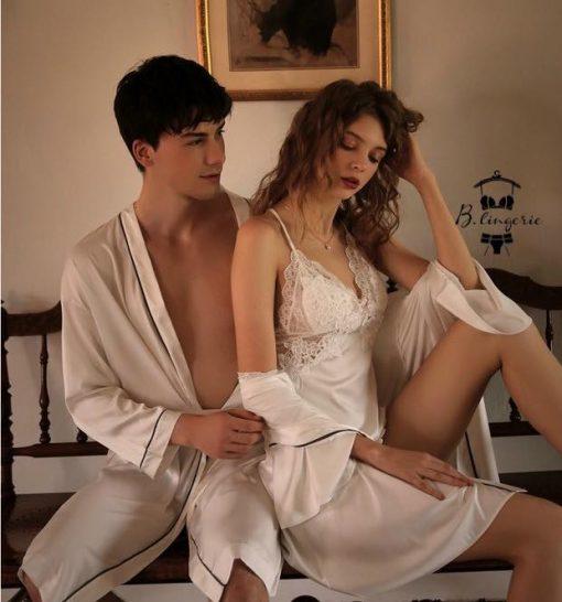 Đầm Ngủ Cao Cấp Quyến Rũ