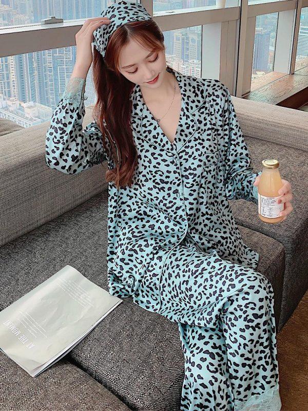 Đồ Bộ Pijama Nữ Dài