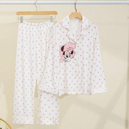 Đồ Bộ Quần Áo Pijama Nữ