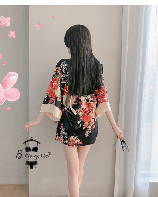 Đồ Ngủ Cosplay Kimono