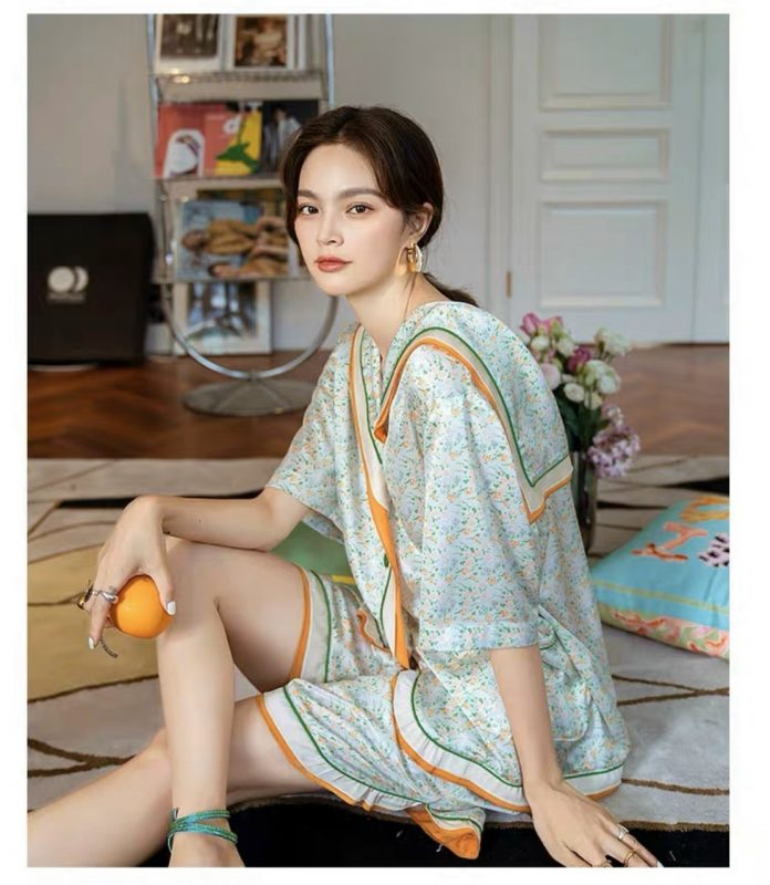 Đồ Ngủ Pijama Mặc Nhà Xinh Xắn