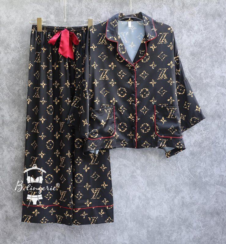 Đồ Bộ Ngủ Pijama Nữ L.V - Blingerie