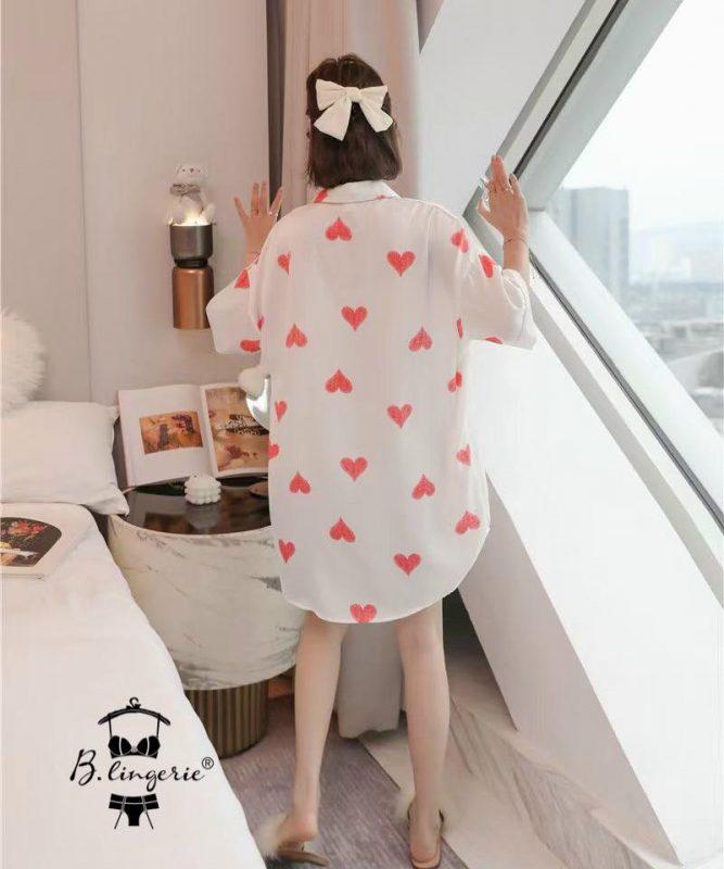 Váy Ngủ Pijama Đáng Yêu Blingerie
