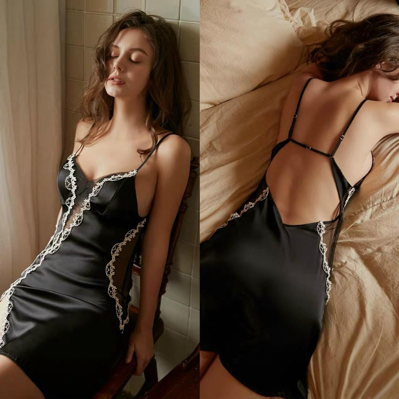 Váy Ngủ Dễ Thương TPHCM Blingerie