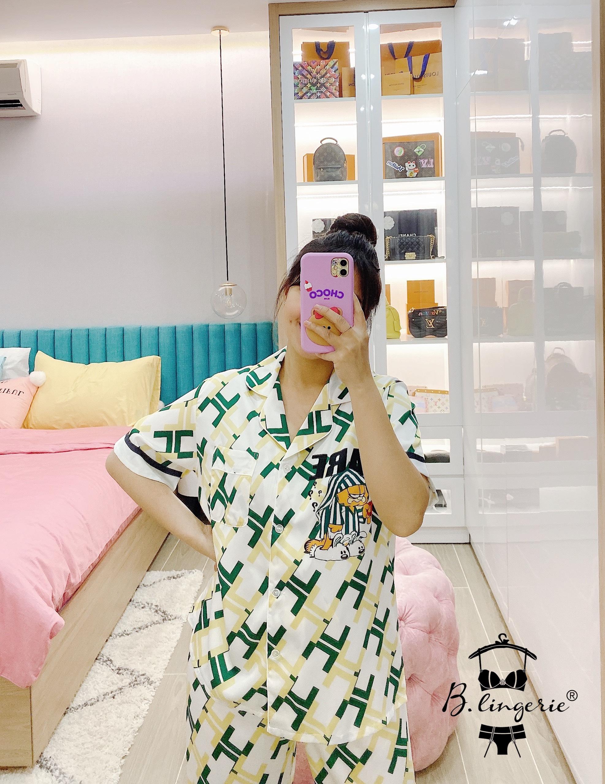 Đồ Ngủ Pyjama Dễ Thương Blingerie
