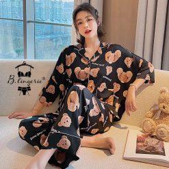 Đồ Bộ Ngủ Pijama Nữ