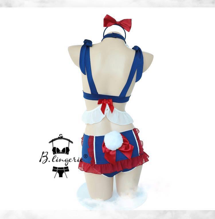 Váy Ngủ Cosplay Gợi Cảm Blingerie