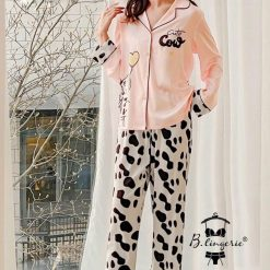 Đồ Ngủ Pyjama Mặc Nhà Blingerie
