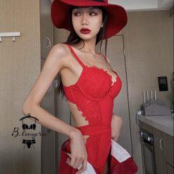 Nội Y Bodysuit Nữ Đẹp Blingerie