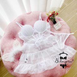 Đầm Ngủ Dễ Thương Blingerie