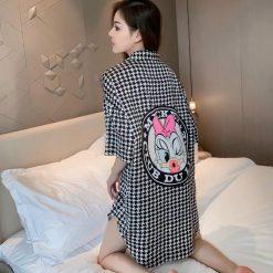 Áo Ngủ Pyjama Dễ Thương Blingerie