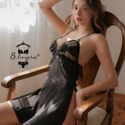 Váy Ngủ Sang Trọng Gợi Cảm Blingerie