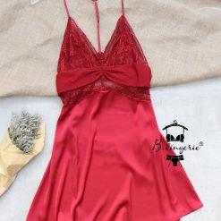 Váy Ngủ Hở Lưng Sexi