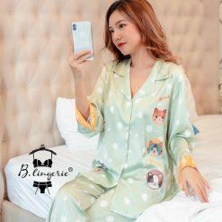 Pyjama Ngủ Xinh Xắn - Blingerie