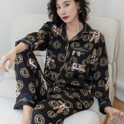Đồ Ngủ Pijama Đẹp Lụa G.C - Blingerie