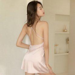 Váy Ngủ Gợi Cảm Ren - Blingerie